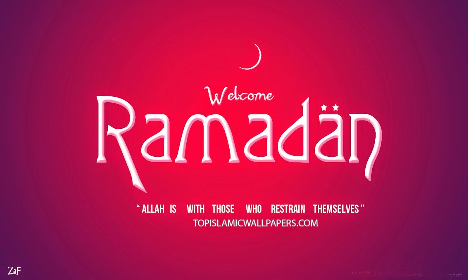 Welcome ramadan wallpapers islamic HD