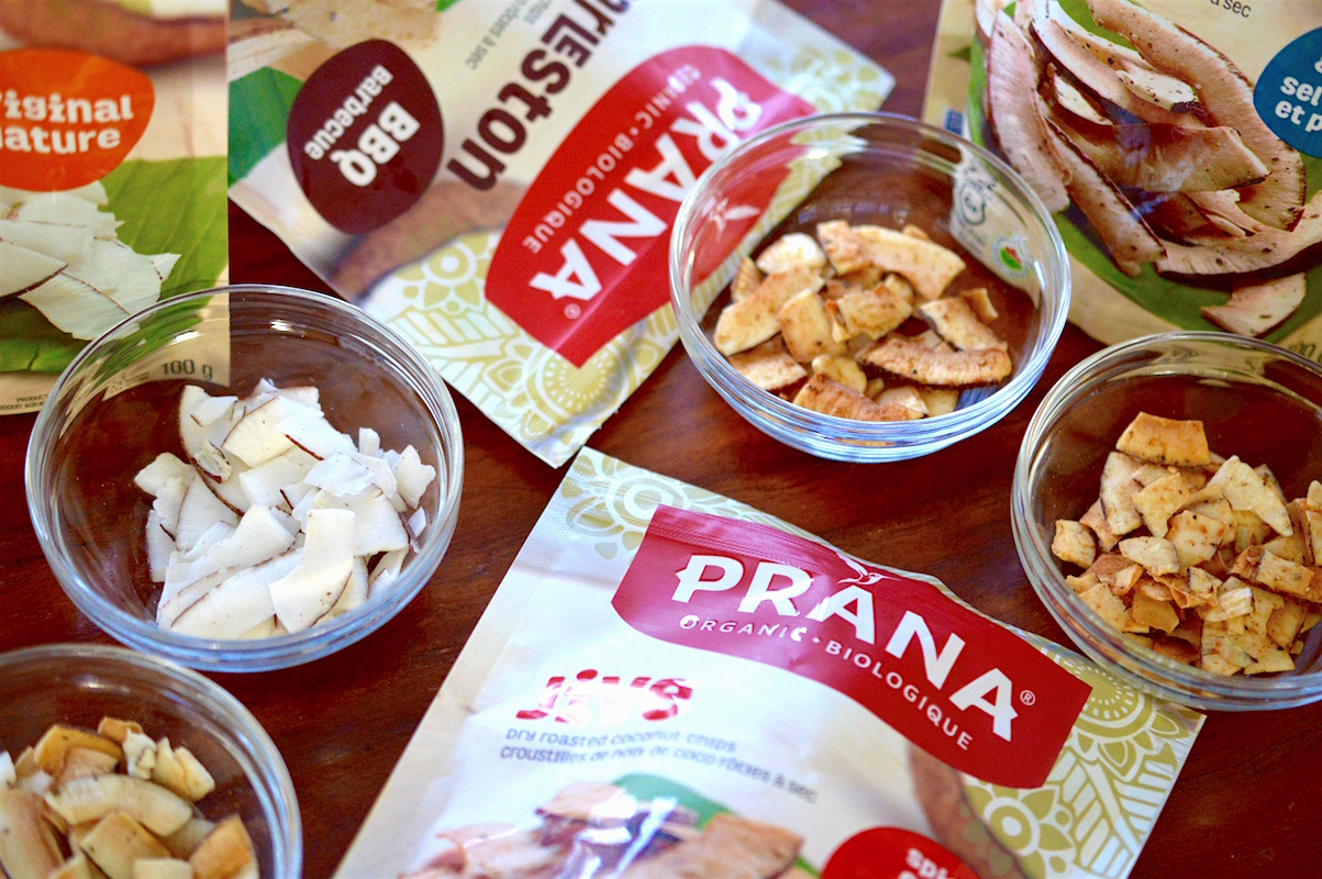 Prana Coconut Chips