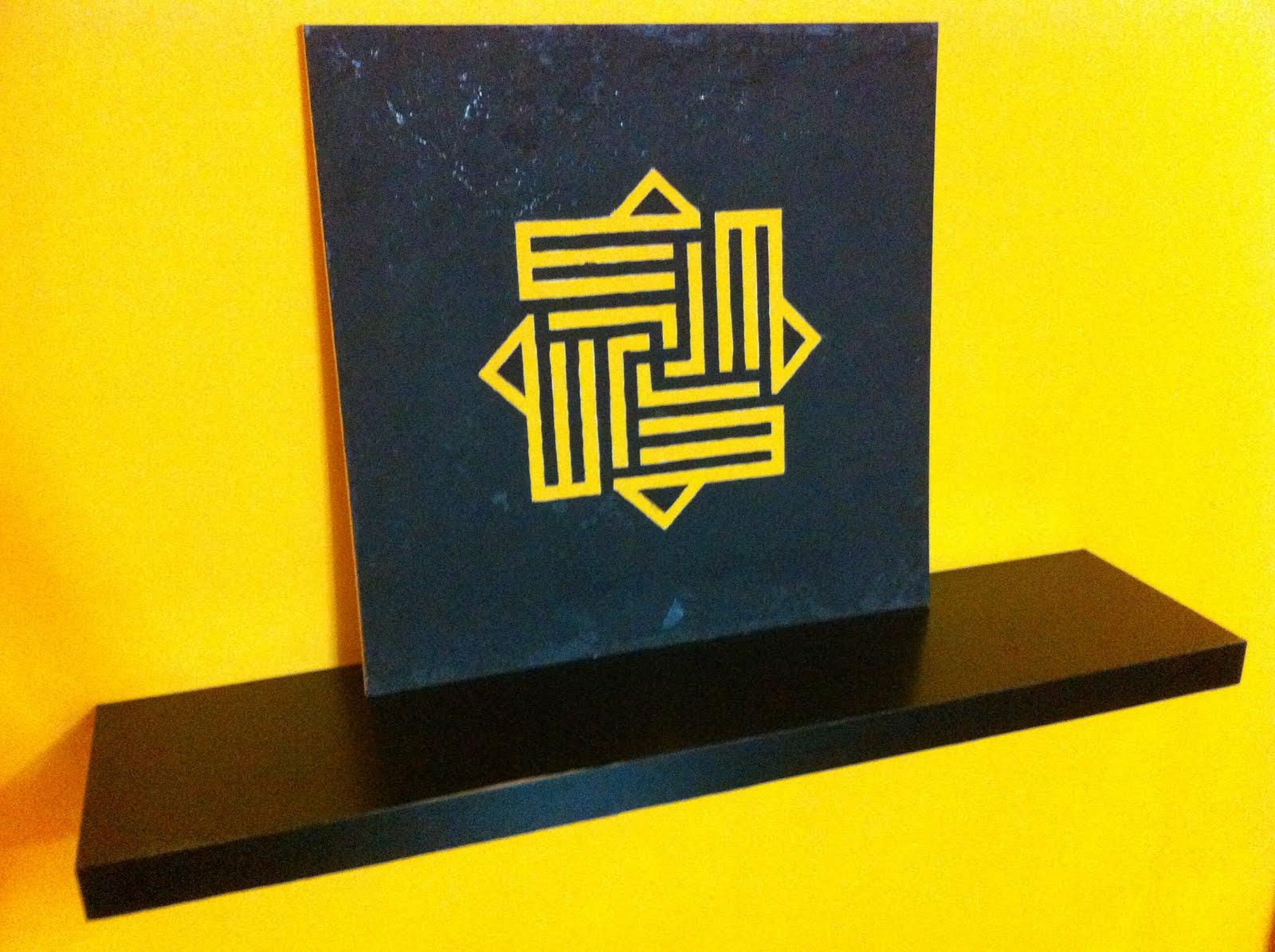Ambigrams By Nagfa Kufi And Khat
