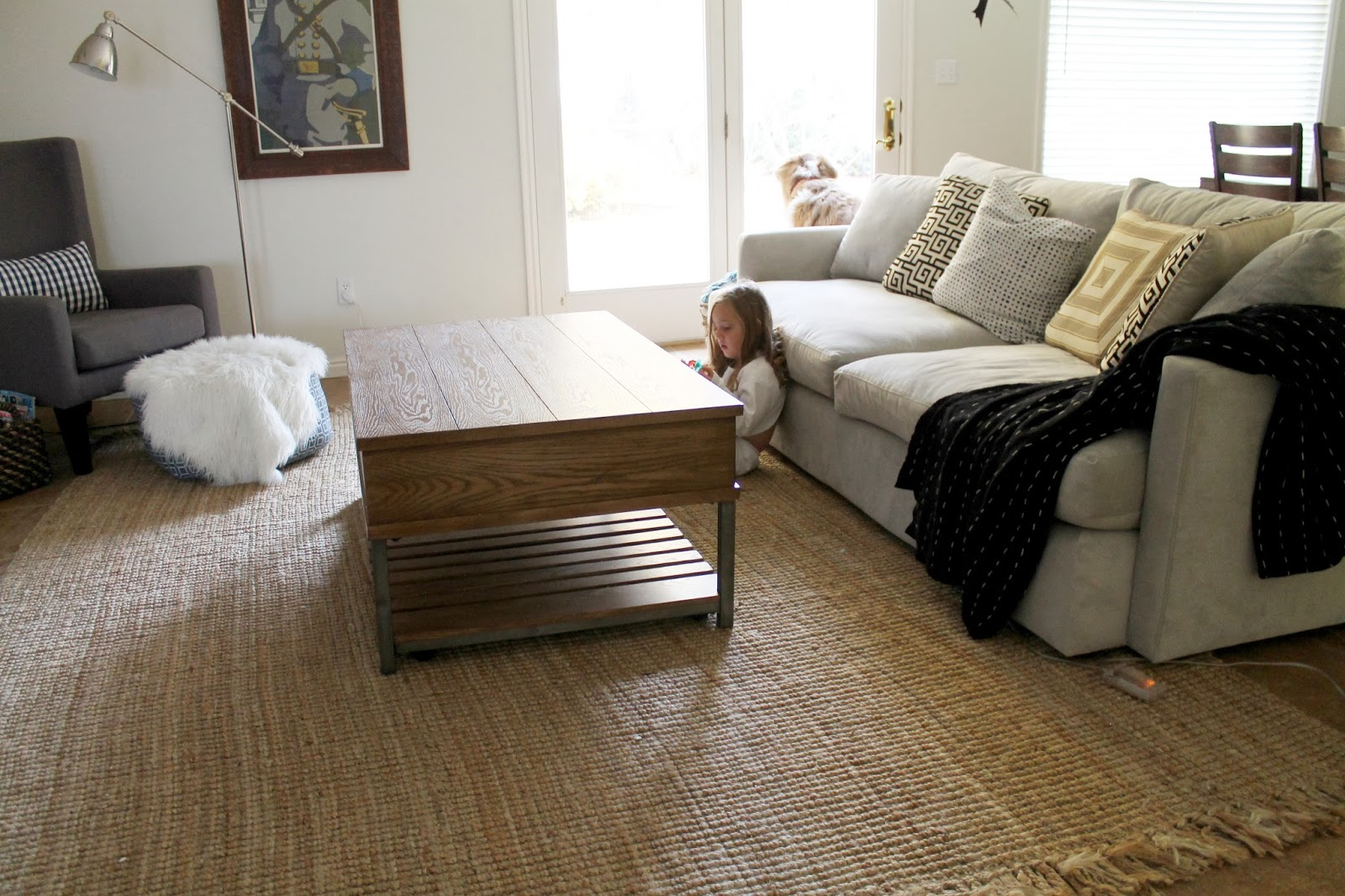 The Beaumont Coffee Table