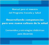 MANUAL PARA EL MAESTRO DEL PROGRAMA ESCUELA Y SALUD
