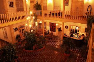 Inca Real's Lobby