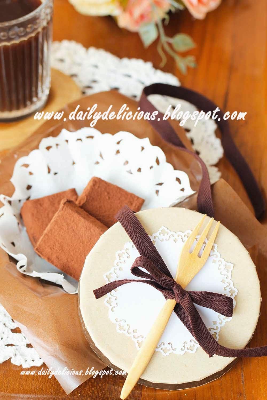 Hazelnut Liqueur Chocolate Cake Shot