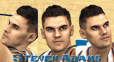 OKC Steven Adams Mod