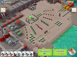Boom Beach v23.166 Apk Android