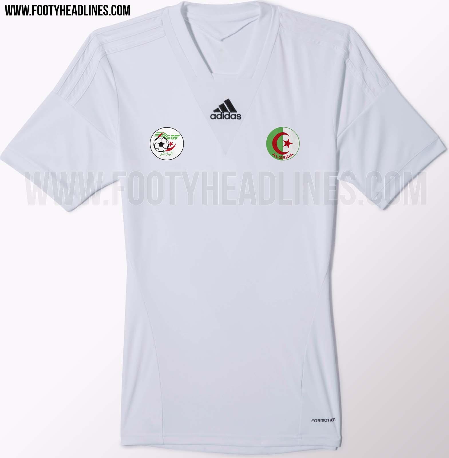 adidas 2015 algerie