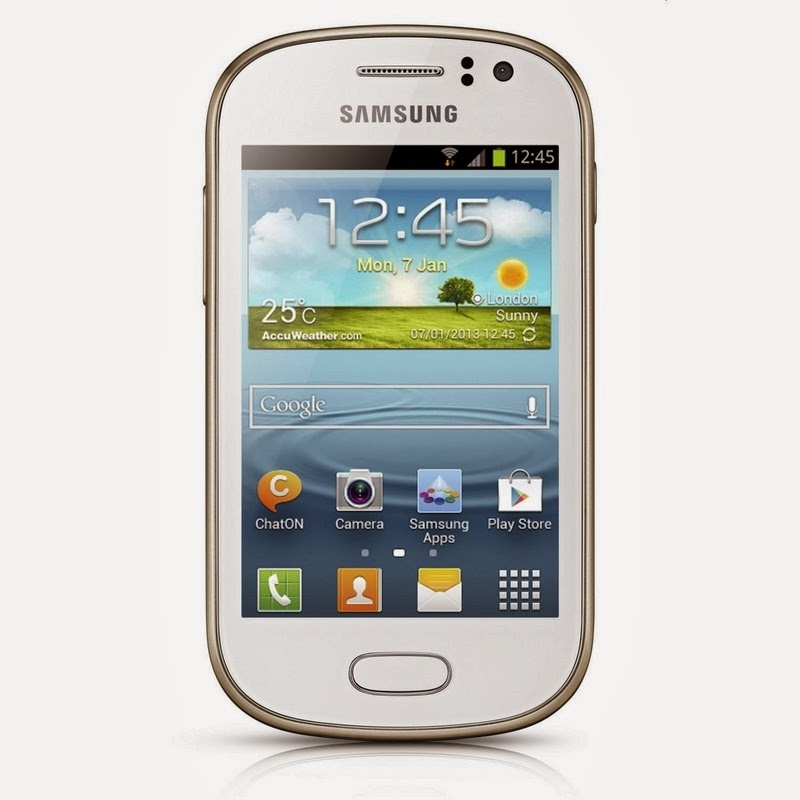 Spesifikasi Dan Harga Samsung Galaxy Fame S6810 White Terbaru 2014