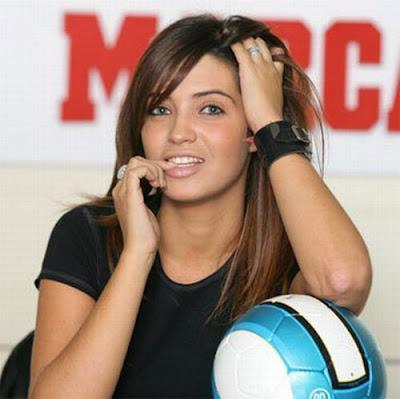 體壇美女 體育記者:卡波奈兒(Sara Carbonero)