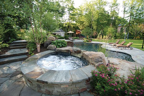 Cantinho de luzcia leil o de jardim for Design the perfect backyard