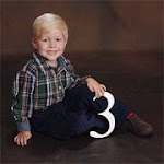 Jackson Gardner - 3 years old