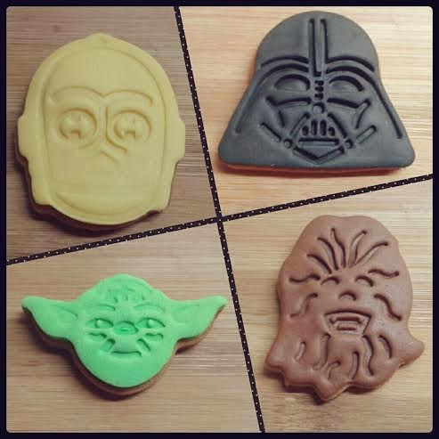 Galletas Star Wars