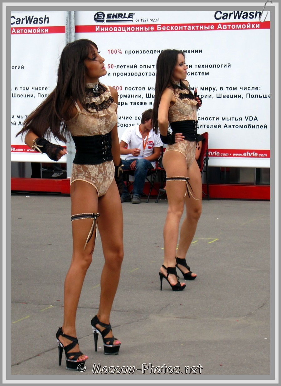 Dancing High Heels Girls