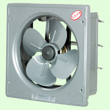 Industrial exhaust fans designed to provide high efficiency and