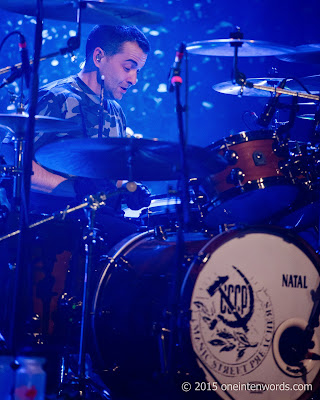 Manic Street Preachers at The Danforth Music Hall April 27, 2015 Photo by John at One In Ten Words oneintenwords.com toronto indie alternative music blog concert photography pictures