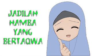 muslimah, bertaqwa, jadilah, hamba, yang, bertaqwa, qoman, aurat