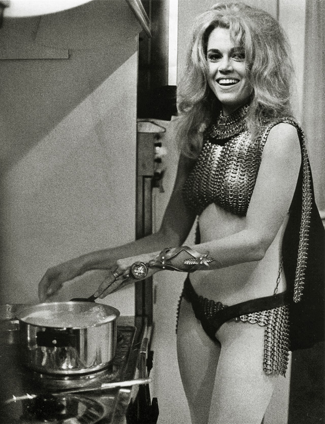from Samir jane fonda when she was young naked