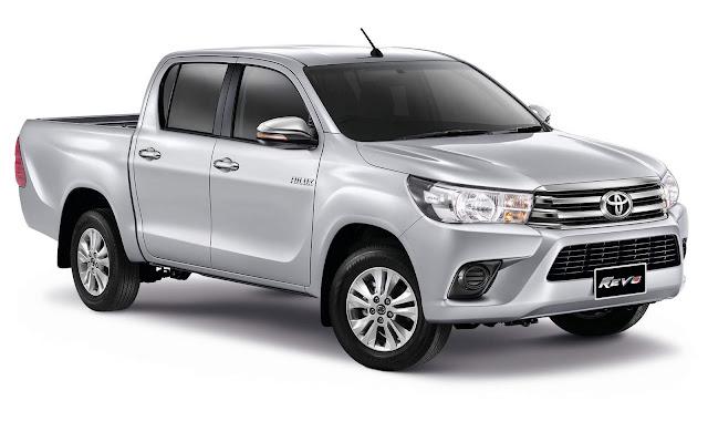 picape Hilux Toyota 2016