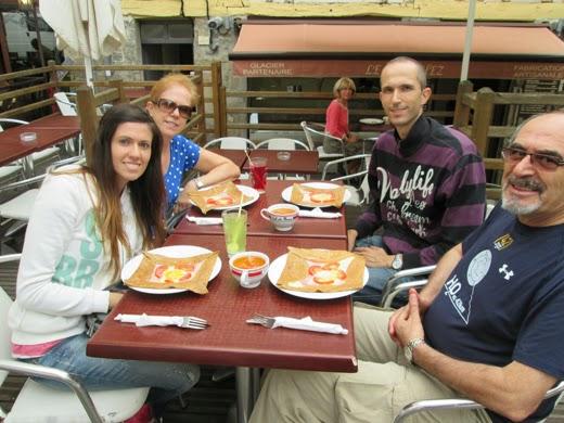 Turismo de francia mi diario de viaje a breta a normand a y par s - Oficina turismo paris en madrid ...