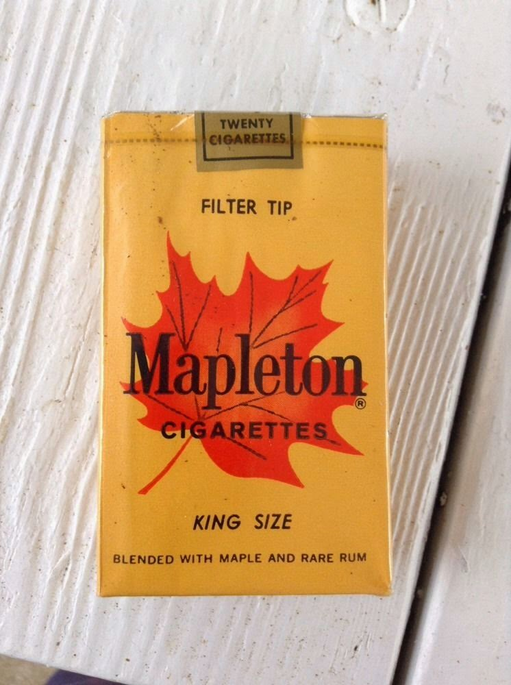 Marlboro Gold big pack