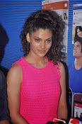 Rey Heroine Saiyami Kher Photos in Pink Top-thumbnail-10