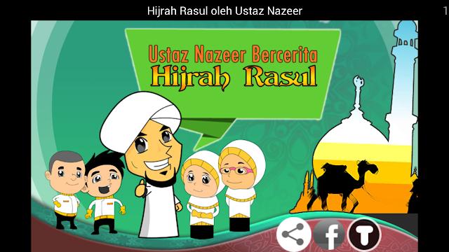 Hijrah Rasul Android
