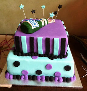 Katias 18th Cake