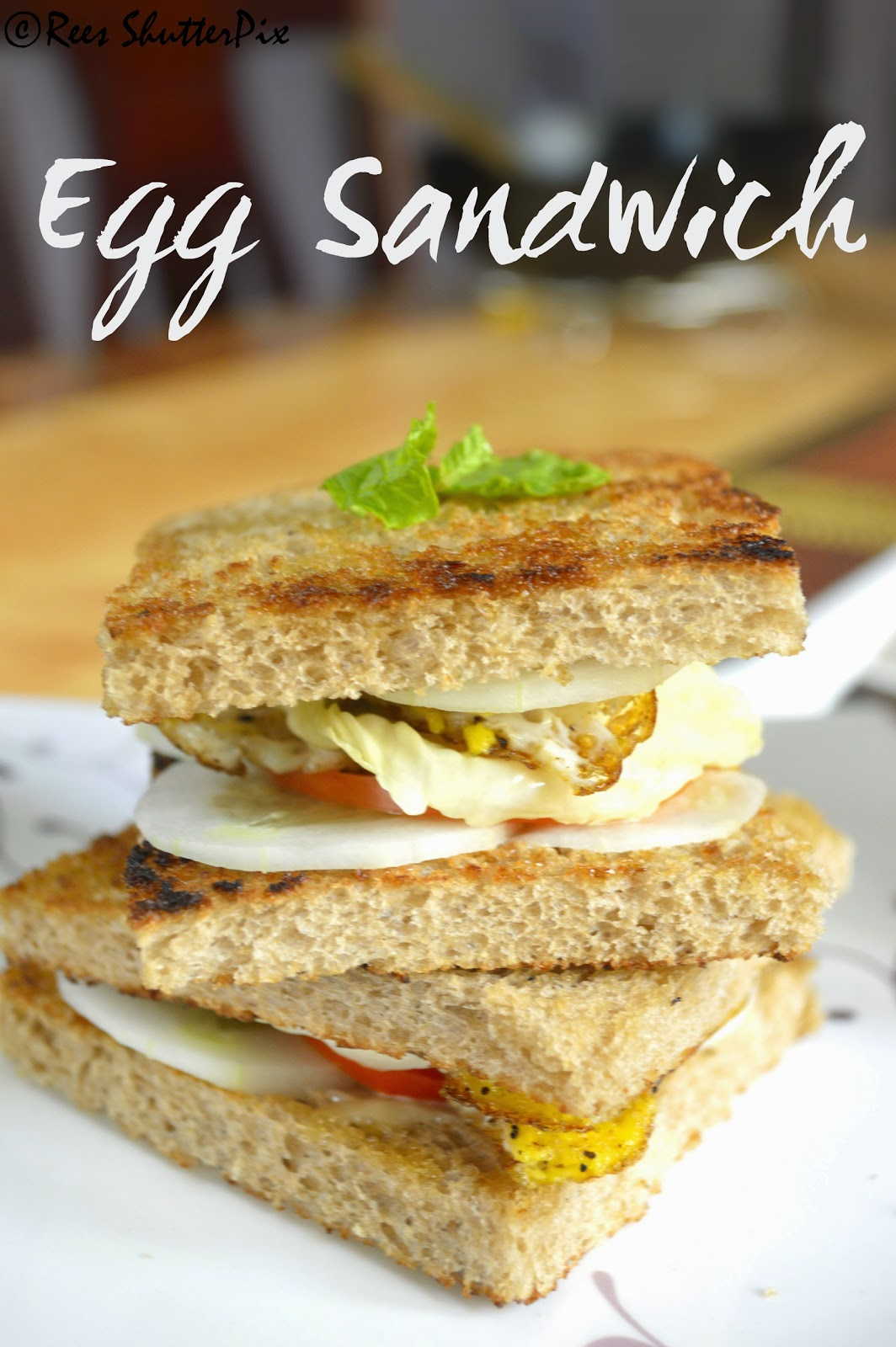 egg sandwich recipe, how to make egg mayonnaise sandwich