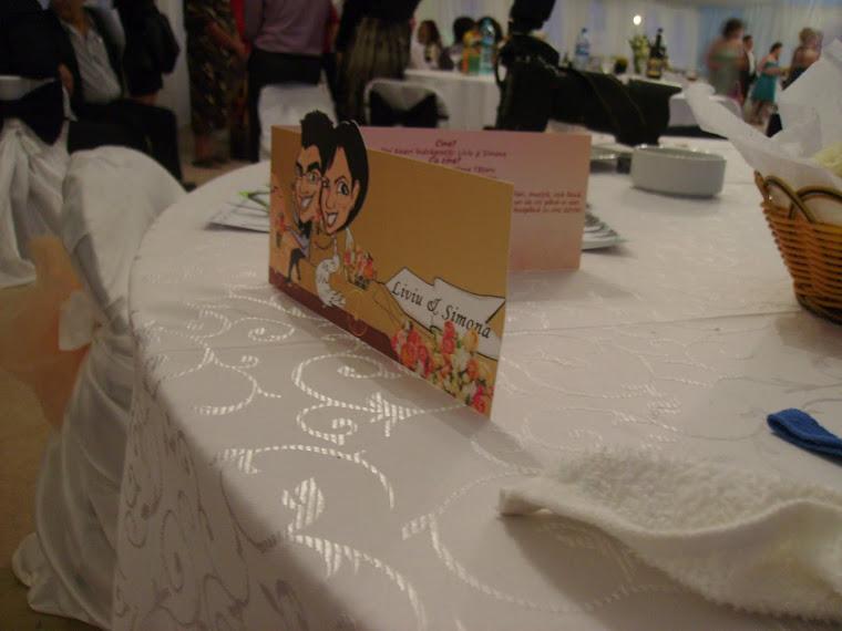 Invitatii nunta originale