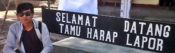 TAMU HARAP LAPOR (COMMENT)