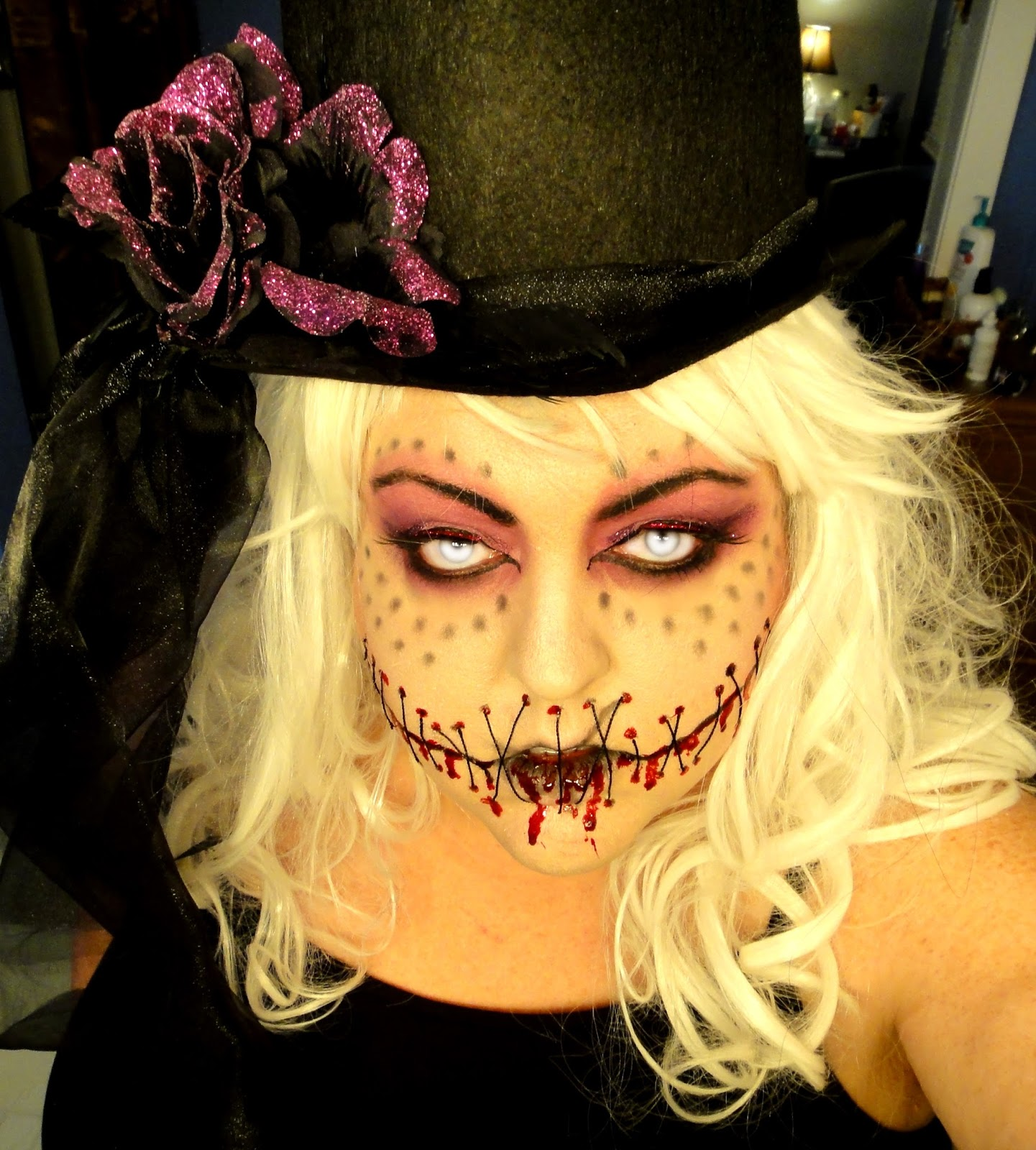 Thoughts from the Outernet: This is Halloween Voodoo Queen Costume