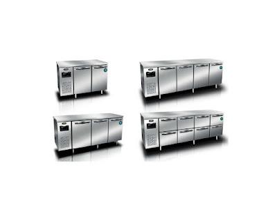 Under Counter Pan Refrigerator