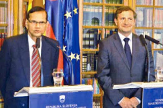 Sri Lanka and Slovenia ready to strengthen trade and economic relations