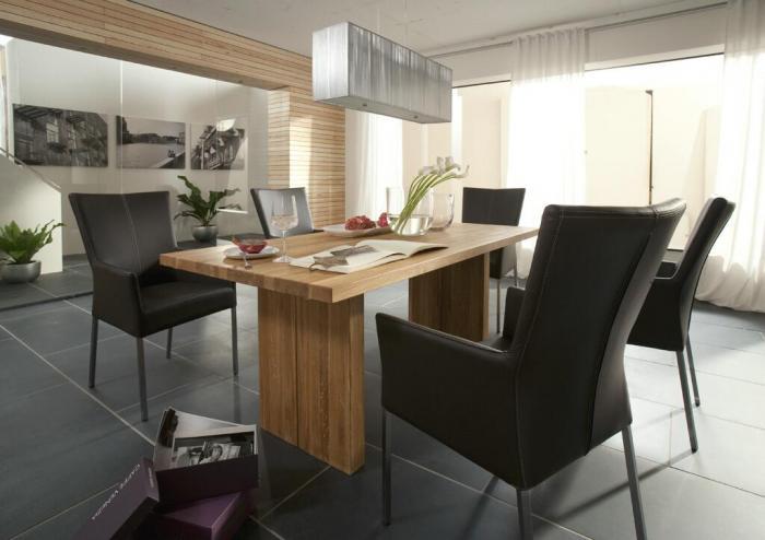 Muebles mesas de roble macizo - Muebles de roble macizo ...