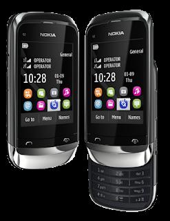 Spesifikasi Dan Harga HP Nokia C2-06