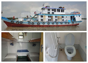 sundarban boat for 27 person