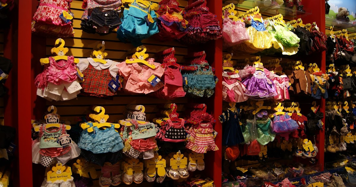 Build A Bear Workshop Explained