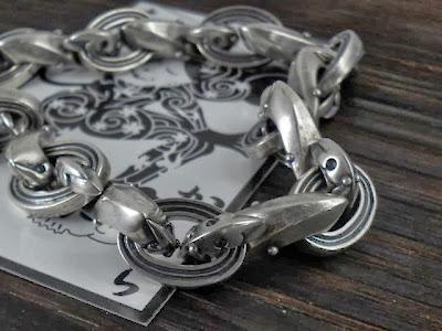 日本銀器品牌Big Black Maria 的ましらかしら系列介紹