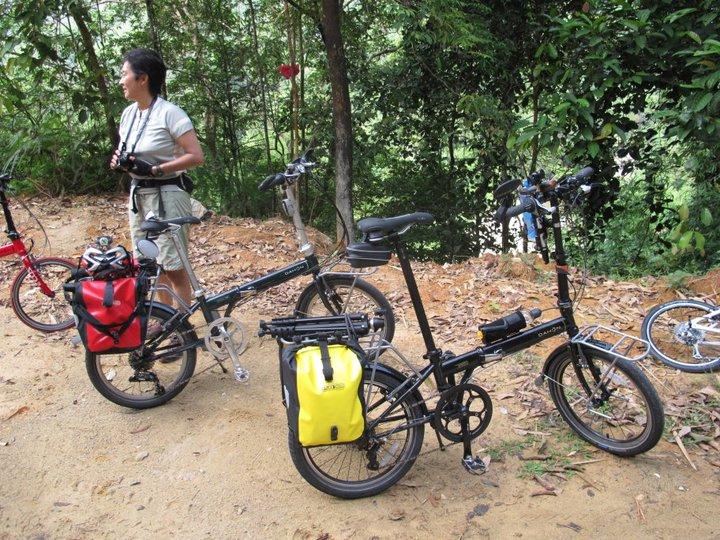 The Samosaurus Chronicles Folding Bikes For The Beginner Part 2