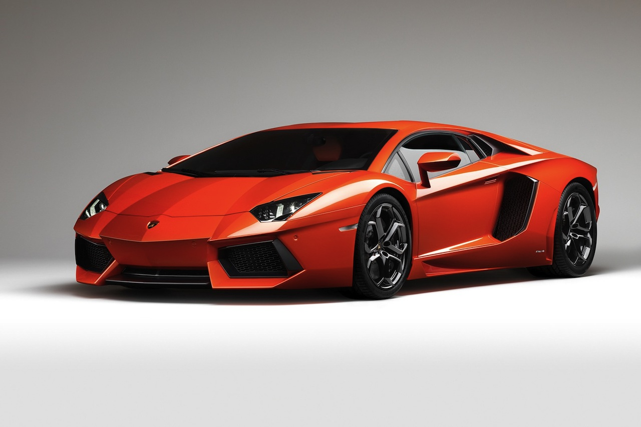 Lamborghini Aventador Car Automobile