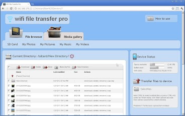 Wifi File Transfer Pro Android İndir