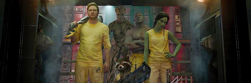 近期喜愛的電影:銀河守護隊
