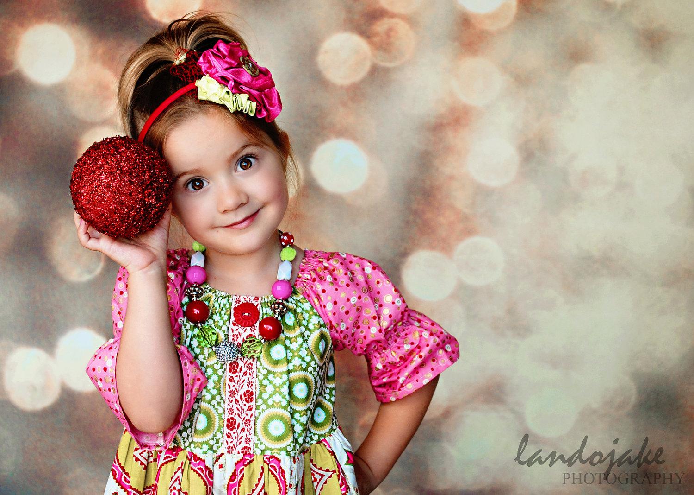 Little Girls Hairdos Holiday Hair Accessories