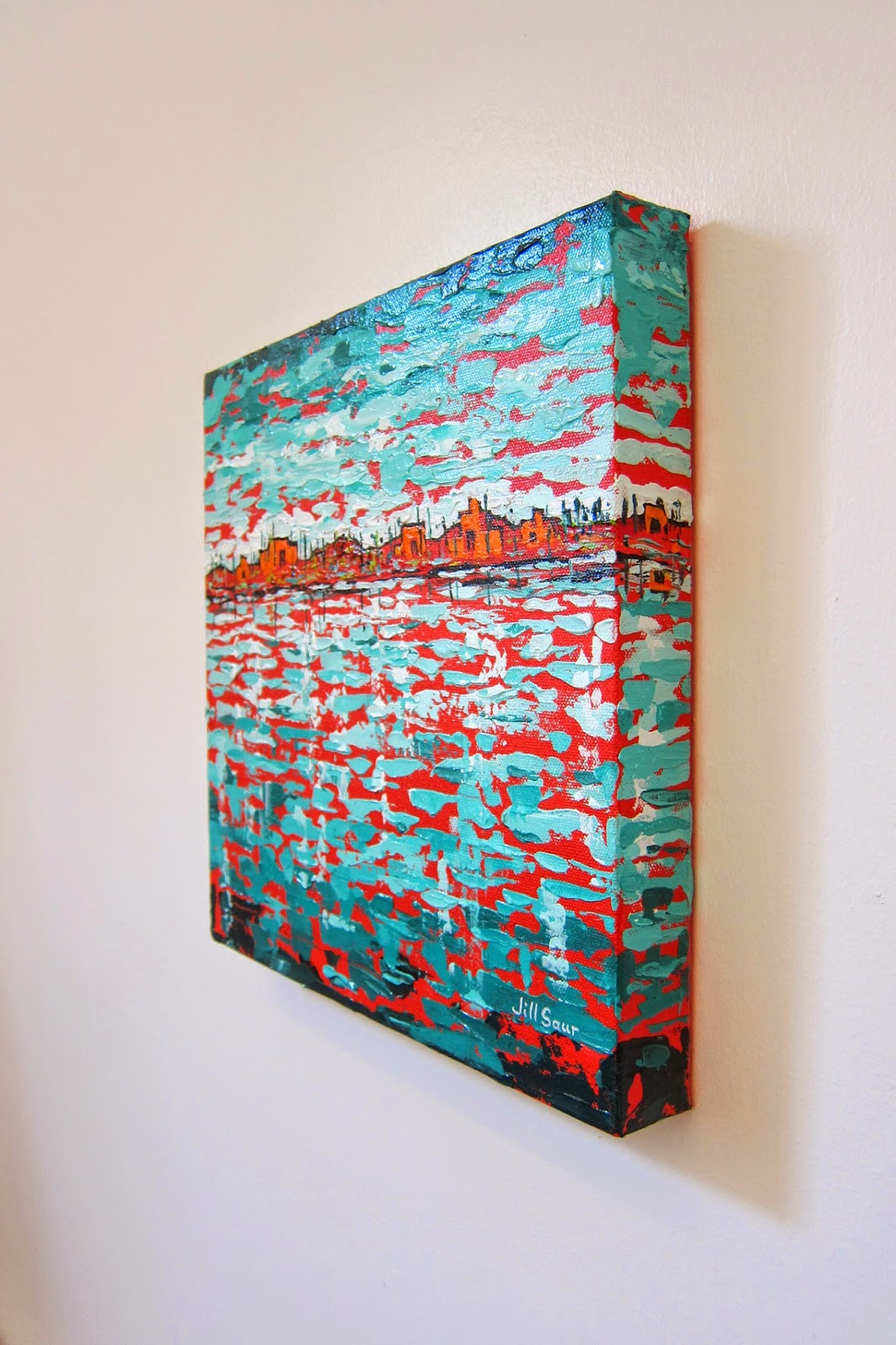 commission abstract art in atlanta