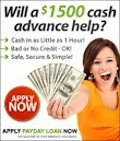 Want a Cash Advance Loan the Same Day?