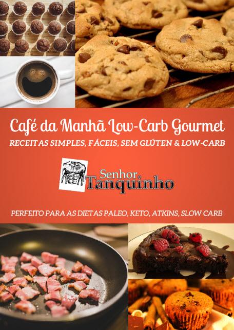 Receitas de Café da Manhã Low-Carb Para Emagrecer Feliz