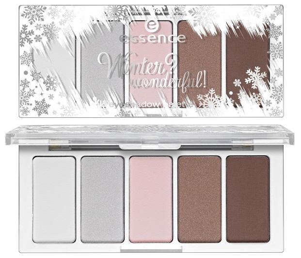 Essence- Winter Wonderful! - Eyeshadow Palette