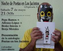 Poetas en Los Jacintos