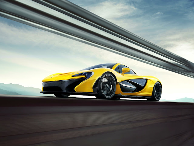 McLaren P1: Filling the McLaren F1's Very Fast Shoes [UPDATED]