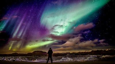 buongiornolink - Aurore boreali, lo spettacolo degli elettroni danzanti