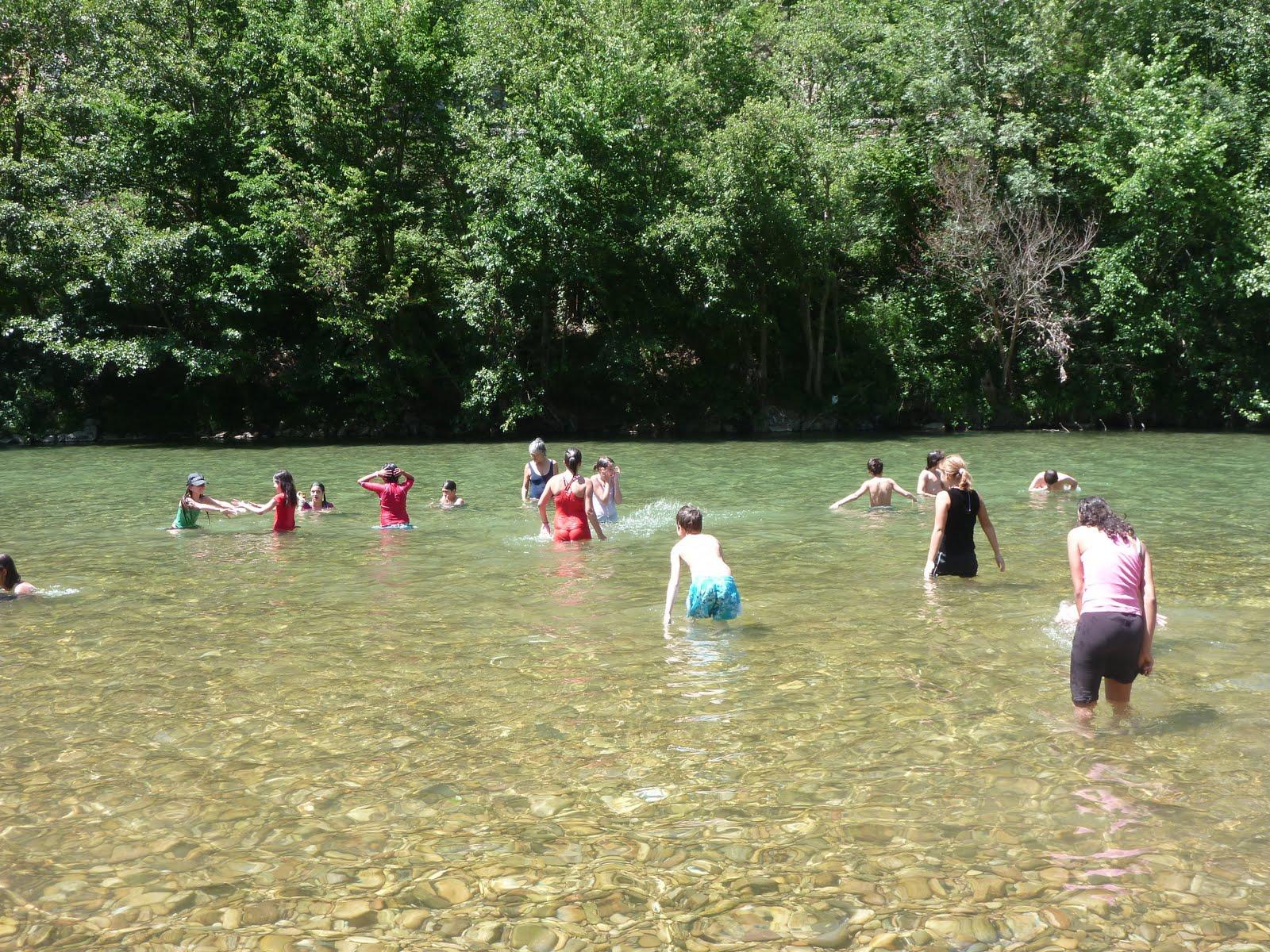 Stage de pleine nature 2011 baignade dans le tarn - Leboncoin dans le tarn ...